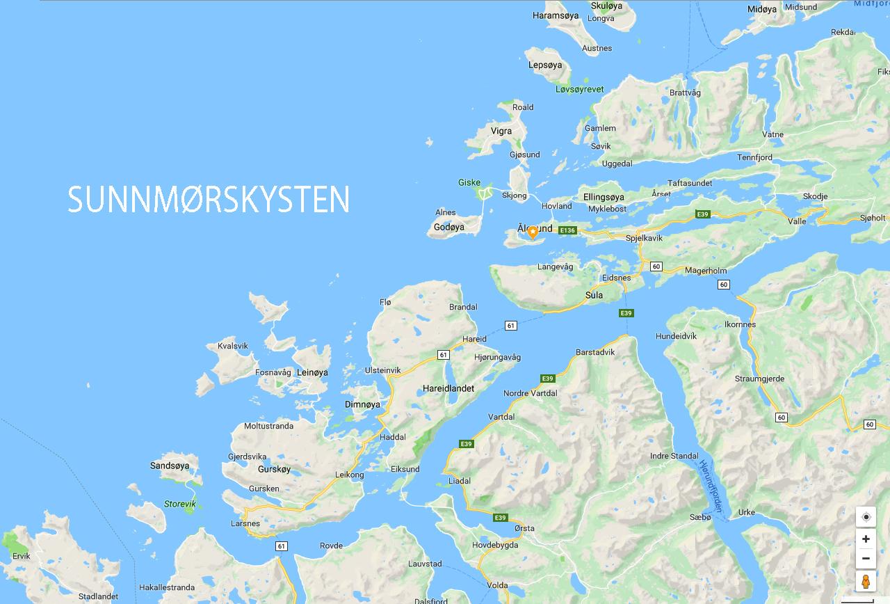 Sunnmorskysten_kart - kystperla.no