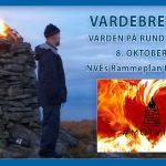 Kystperla Vardebrenning Runde Mot NVE Rammeplan for Vindkraft